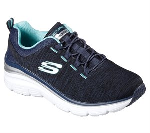 BLUENAVY Skechers Fashion Fit - Up A Level
