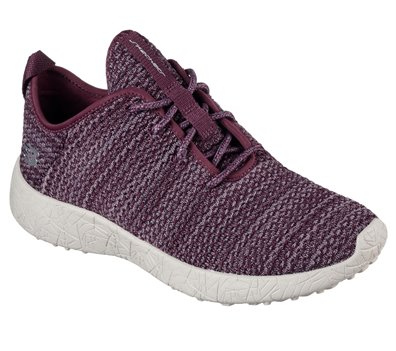 Skechers Burst City Scene in Purple Skechers Womens