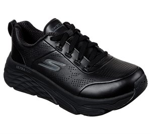 Black Skechers Skechers Max Cushioning Elite - Step Up