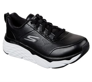 White Black Skechers Skechers Max Cushioning Elite - Step Up