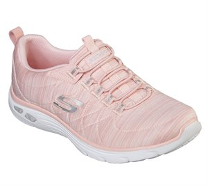 Pink Navy Skechers Relaxed Fit: Empire DLux