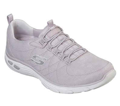 Purple Skechers Relaxed Fit: Empire D'Lux - Spotted - FINAL SALE