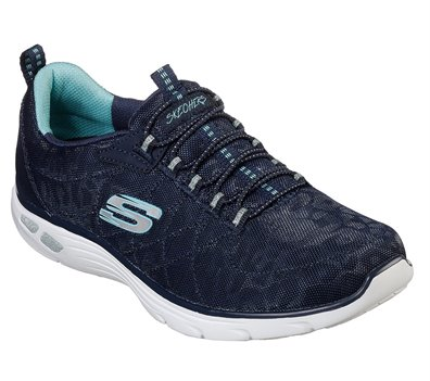 Navy Skechers Relaxed Fit: Empire D'Lux - Spotted