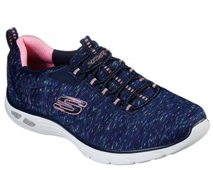 Multi Navy Skechers Relaxed Fit: Empire D'Lux