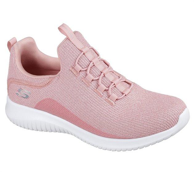 skechers ultra flex capsule pink