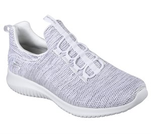 Black White Skechers Ultra Flex - Capsule - FINAL SALE