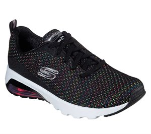 Multi Black Skechers Skech-Air Extreme - Colorful Day
