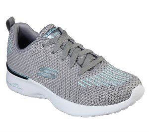 Multi Gray Skechers Skech-Air Dynamite