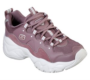 Purple Skechers DLites 3 - Zenway
