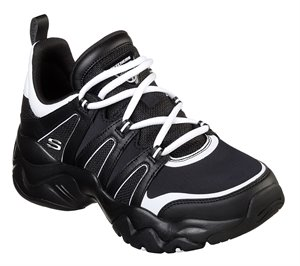 Black Skechers DLites 3.0 - Trendy Feels