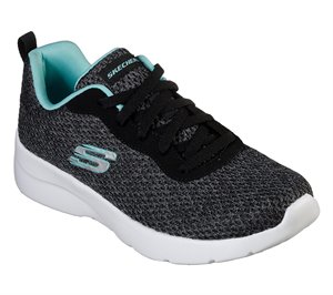 Blue Black Skechers Dynamight 2.0 - Quick Concept