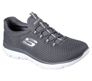 Gray Skechers Summits