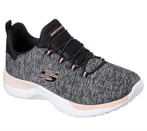 Coral Black Skechers Dynamight - Break-Through