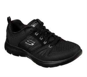 Black Skechers Summits - New World