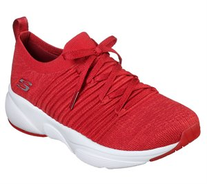 Red Skechers Meridian