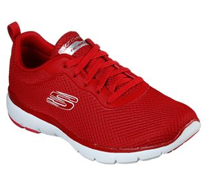 Red Skechers Flex Appeal 3.0 - First Insight