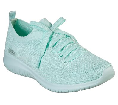 disparar guirnalda espacio  Skechers Ultra Flex - Pastel Party in Green - Skechers Womens Casual on  Shoeline.com