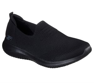 Black Skechers Ultra Flex - Harmonious