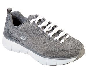Gray Skechers Synergy 3.0 - Spellbound