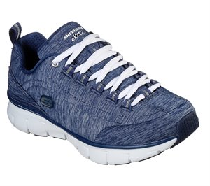 Navy Skechers Synergy 3.0 - Spellbound