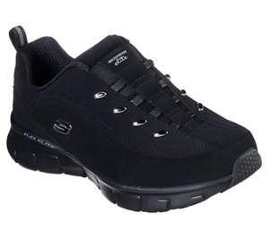 Black Skechers Synergy 3.0 - Citi Knight