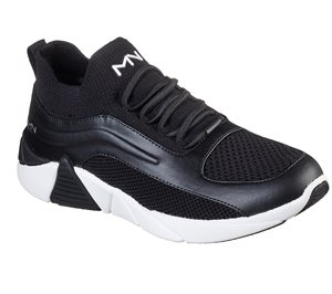 Black Skechers A-Line - Roads