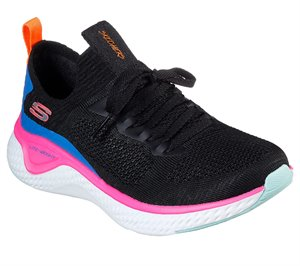 Multi Black Skechers Solar Fuse