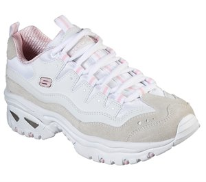 Natural White Skechers Energy - Wave Linxe