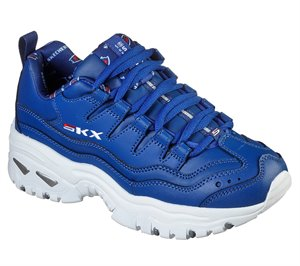 Blue Skechers Energy - Retro Vision