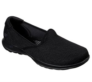 Black Skechers Skechers GOwalk Lite - Cheer