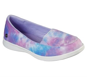 Multi Purple Skechers Skechers On the GO Dreamy - Brighty - FINAL SALE