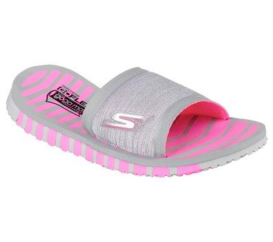 e4d706ef3c81 Skechers Skechers GO FLEX - Rely in Pink Gray - Skechers Womens ...