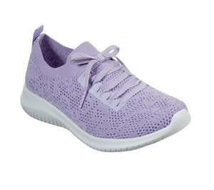 Purple Skechers Ultra Flex - Windy Sky - FINAL SALE