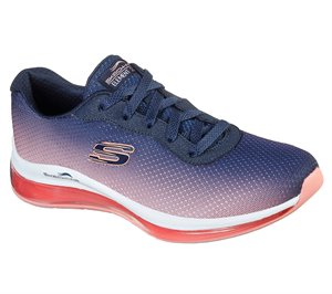 Pink Navy Skechers Skech-Air Element 2.0