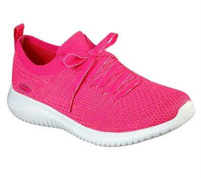 Pink Skechers Ultra Flex - Sugar Bliss