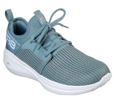 Blue Skechers Skechers GOrun Fast - Valor