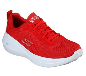 Red Skechers Skechers GOrun Fast - Float