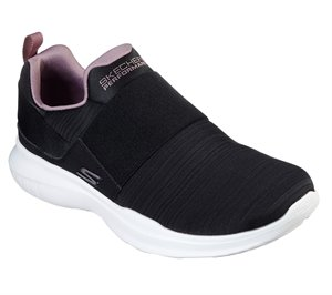 Purple Black Skechers Skechers GOrun Mojo - Ensure