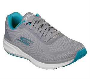 Blue Gray Skechers Skechers GOrun Pure