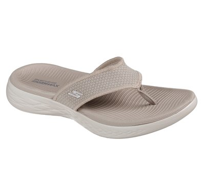 best website 32488 f6aed Natural Skechers Skechers On the GO 600