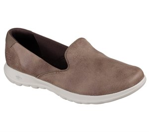 Natural Skechers Skechers GOwalk Lite - Queenly