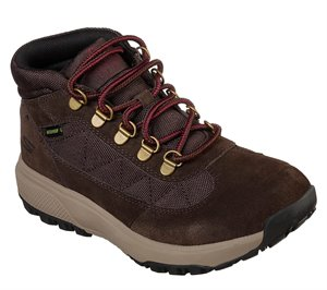 Brown Skechers Skechers GO Outdoors Ultra - Adventures