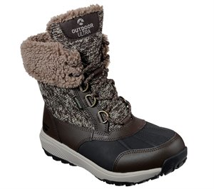Brown Skechers Skechers On the GO Outdoors Ultra - Frost Bound - FINAL SALE