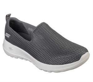 Gray Skechers Skechers GOwalk Joy