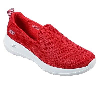 Red Skechers Skechers GOwalk Joy