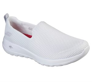 White Skechers Skechers GOwalk Joy