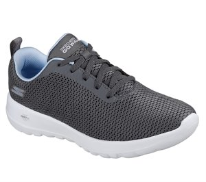 Blue Gray Skechers Skechers GOwalk Joy