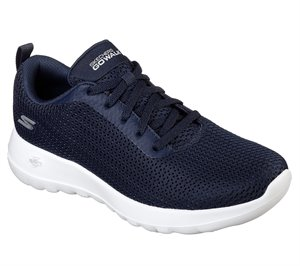 White Navy Skechers Skechers GOwalk Joy