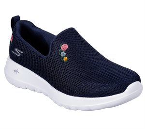 White Navy Skechers Skechers GOwalk Joy - Loved