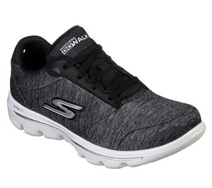 White Black Skechers Skechers GOwalk Evolution Ultra